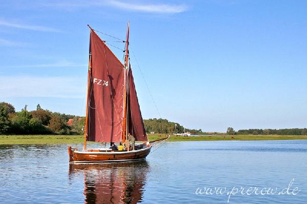 pommersches Zeesenboot