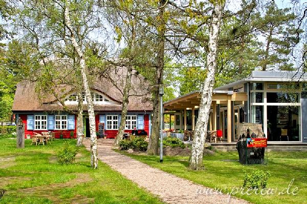 Kulturkaten Kiek In im Ostseebad Prerow