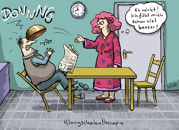 Cartoonair am Meer / Kulturkaten in Prerow