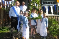 Traditionelles Borner Kinderfest